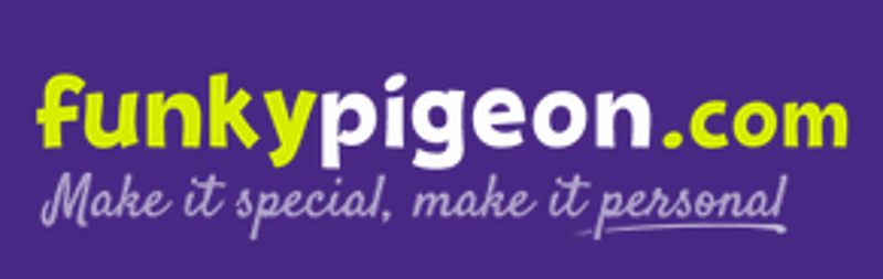 Up To 50% OFF Funky Pigeon Offers & Discounts Coupons & Promo Codes