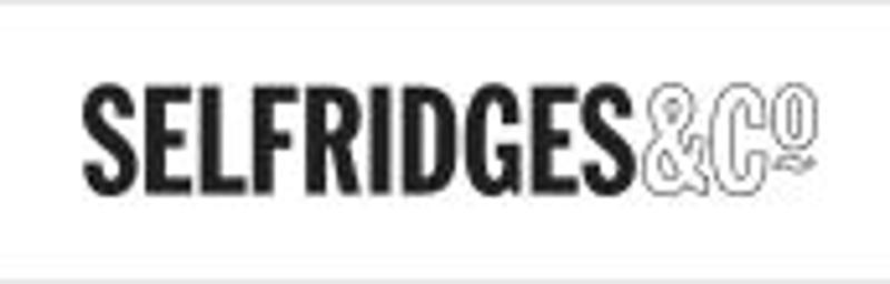 Selfridges Coupons & Promo Codes