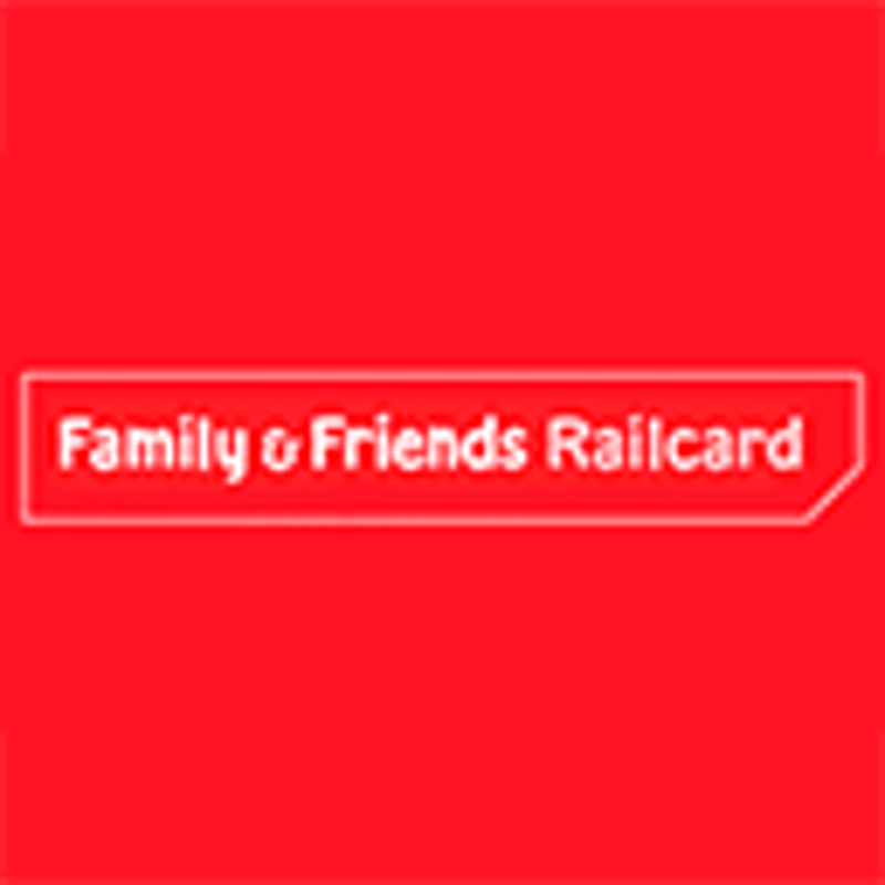 Family & Friends Railcard Coupons & Promo Codes