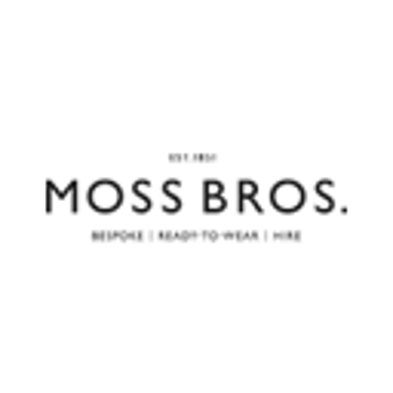 Moss Bros Coupons & Promo Codes