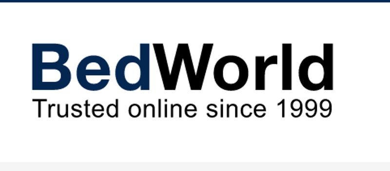 Bedworld Coupons & Promo Codes